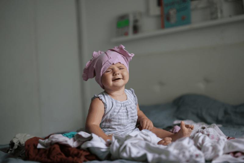 Bebek Kıyafetleri Nasıl Yıkanmalı